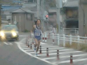 駅伝にゃん☆.:゚☆.:゚☆.:゚