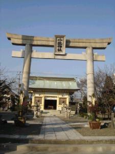 小池神社にゃん☆.:゚☆.:゚☆.:゚
