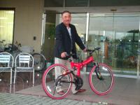 リースダイアパー自転車