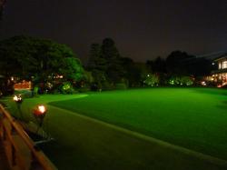 明治記念館 庭園