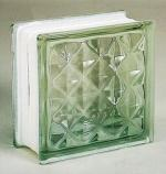 ガラスブロック ダイヤ
