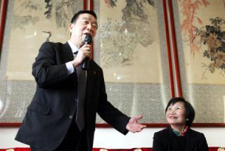 北京故宮博物院院長鄭欣