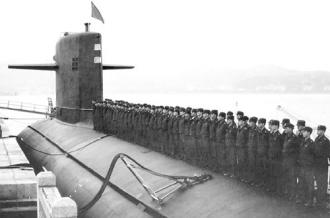 091漢級核潛艇