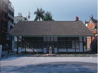 原彰化第二幼稚園舊教室
