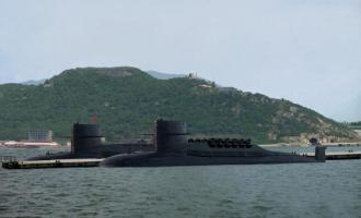 隨著中國094核潛艇的出現,印度深感芒刺在背