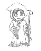 白魔術師・トール