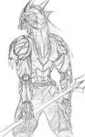 竜騎士カイン。