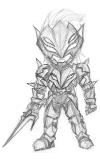 ハデスの鎧