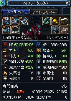 6000勝目!