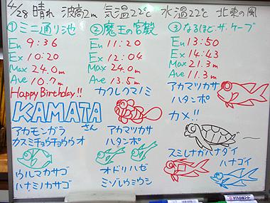 宮古島 090428ログデータ