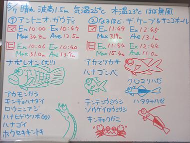 宮古島 090507ログデータ