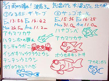 宮古島 ログデータ 2009/5/27