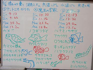 宮古島 ログデータ 2009/6/4