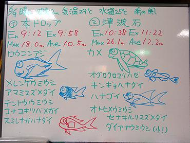 宮古島 ログデータ 2009/6/9