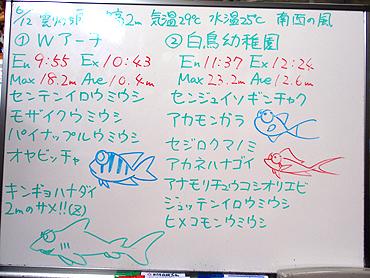 宮古島 ログデータ 2009/6/12