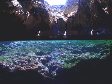 宮古島 ミニ通り池