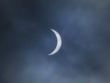宮古島 日食