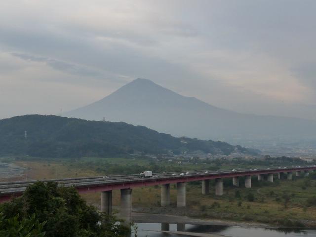 最後の富士山鑑賞。