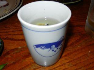 北千住 佐留丹+ヒレ酒