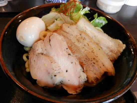 春日部 大黒屋本舗+つけ麺全部のせ+(1)