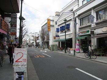 大倉山商店街