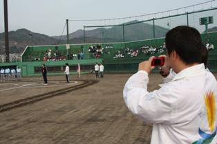 2009野球大会 (3)松田