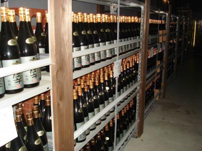 貯蔵されている古酒2A