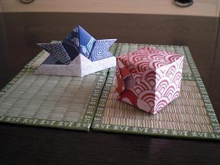 かぶと&紙風船