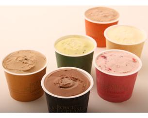 アイスクリーム アップ