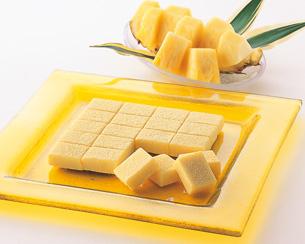 生チョコ パイナップル