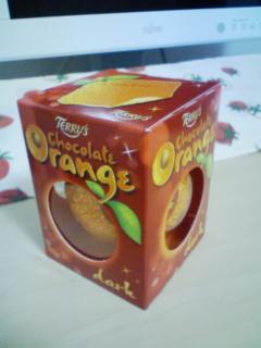 テリーズ オレンジチョコレート