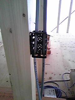 電気工事 - 内部電気配線