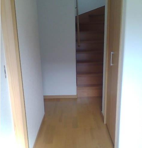 美装後階段周り