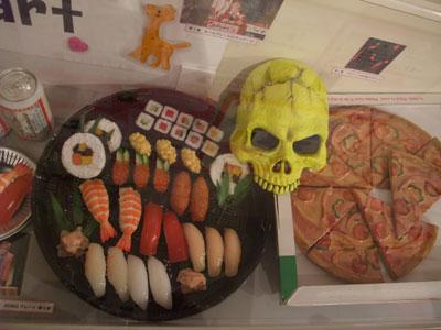 みーちゃんヒロのお父さんのお寿司は大きい!