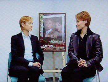 スカイレポート「薔薇に降る雨」★組のお話をしている時、王子はとっても優しいお顔になるよなぁ~。