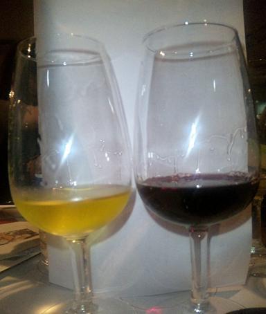 port wine seminar white  ruby