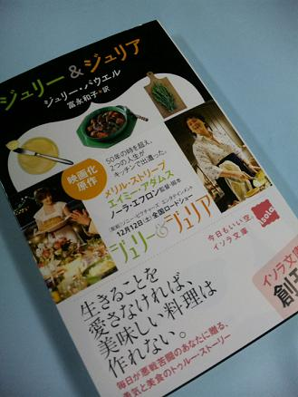 julie  julia book