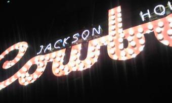 ジャクソンホール