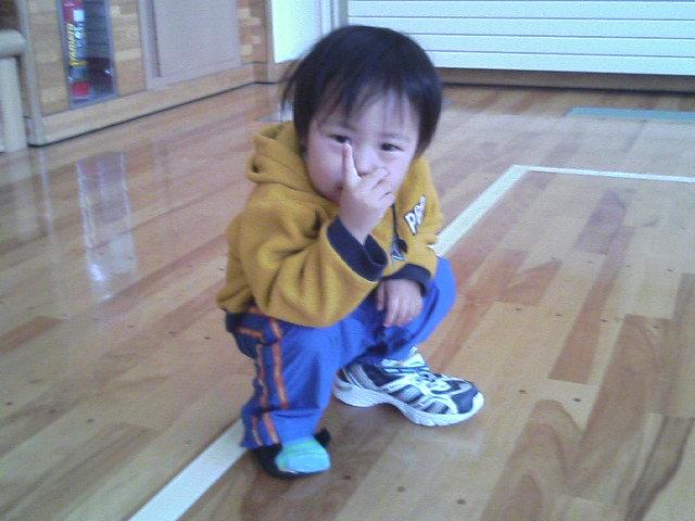 靴が変ですよ(σ・∀・)σ
