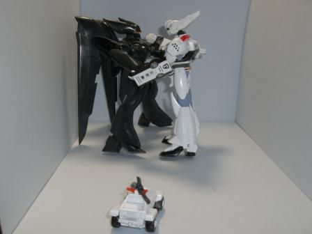 イングラムSPアルフォンス死闘グリフォン2