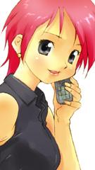 リサ(赤)