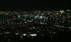 もいわ山 夜景1