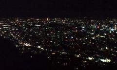 もいわ山 夜景2