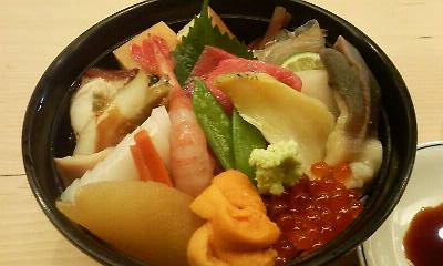 すし善(海鮮丼)