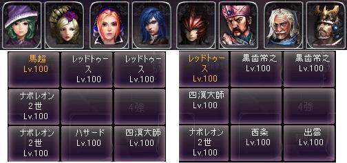 剣闘対戦32521