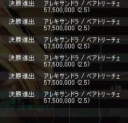 賭け5821