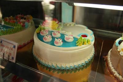 いろどりケーキ