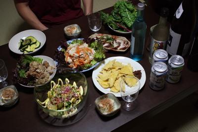 no24料理たち