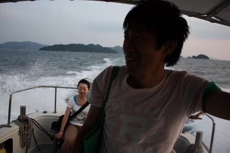 090909帰りの船