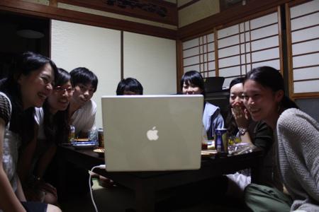 090911ビデオ鑑賞会